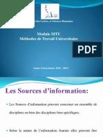 Source d Information