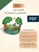 1.2.4-1 Medidas de Control de Insectos y Roedores (Investigativo)