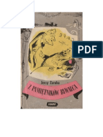 Jerzy Zaruba - Z pamiętników bywalca -  1968 (zorg)