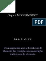 Arquitetura Virada Do Século, Vanguardas e Espaço.