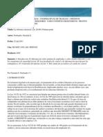 MJ-DOC-5492-AR La Reforma de La Ley 26.684. Primera Parte