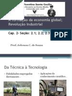 201- A Formação Da Economia Global; Rev. Industrial