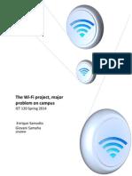 wifi project