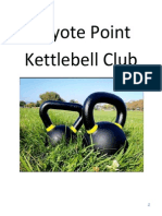 Dan John Kettlebell Workout