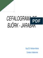 Analisis de Bjork - Jarabak [2]