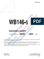 Shop Manual WB146 5