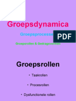 Power Point Groepsdynamica