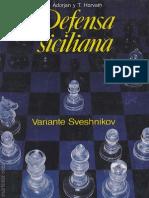 Defensa Siciliana - Variante Sveshnikov