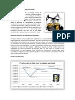La Producción Petrolera en El Ecuador
