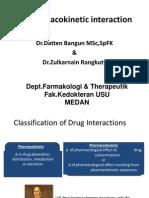 K11 Interaksi Farmakokinetik