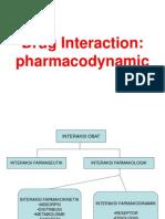 K12 Interaksi Farmakodinamik