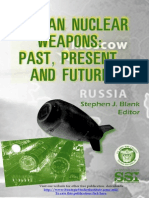 Russian Nuclear Weapons Past Present Future
