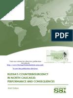 Russias Counterinsurgency in North Caucasus