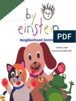 03. JPR - Baby Einstein - Neighborhood Animals (READING)