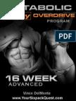 Week 5-Day Metabolic
