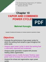 vapor cycles