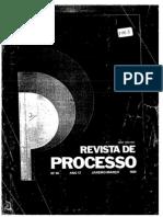 Problemas de Reforma No Processo Civil
