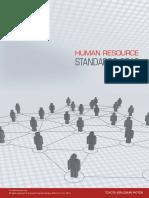HR Standards 2013