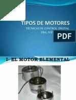 Tipos de Motores
