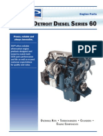 275255 Engine Detroit S-60