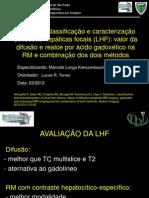 Deteccao Classificacao e Caracterizacao de Lesoes Hepaticas Final