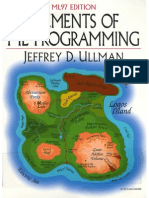 Elements of Ml Programming