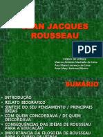 Apresentacao Rousseau