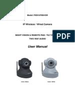 FI8918W User Manual