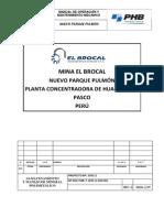1.Manual de Operacion y Mantenimiento Mecanico