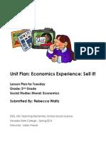 EDEL453 Spring2014 RebeccaWaltz Unit-plan Tuesday
