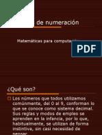 Sistemas de Numeracion1