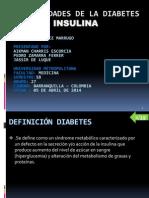Generalidades de La Diabetes