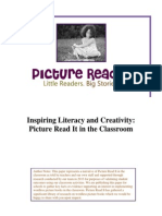 inspiring literacy and creativity picture read it in the classroom