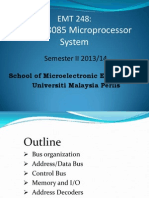 Week 9 - Microprocessor System