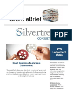April 2014 Ebrief