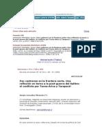 Articulo Pax Castrense