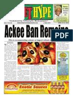 Street Hype Newspaper - April 19-31, 2014