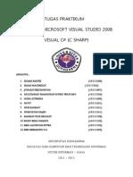 Visual Studio 2008 C# FIX