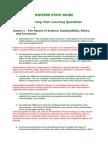 BIO105 Study Guide - Beginning to Midterm