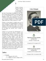 Carlos Pellegrini - Wikipedia, La Enciclopedia Libre