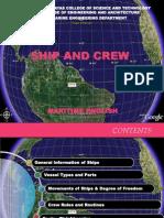 Maritime English Learning