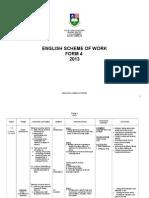 English Sow Form 4 2013 Edited