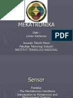 Mekatronika 3 - Sensor
