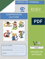 PRUEBA 2° ENTRADA 2014 COMUNICACION