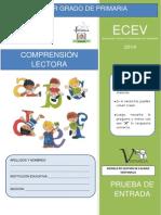 PRUEBA 3° ENTRADA 2014 COMUNICACION