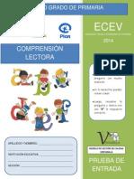 PRUEBA 4° ENTRADA 2014 COMUNICACION