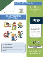 PRUEBA 6° ENTRADA 2014 COMUNICACION
