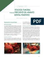 37-Patologia Tumoral Porco Frecuente Del Aparato Genital Femenino