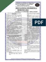 Reglamento Categoria Megasumo Riobotics 2014