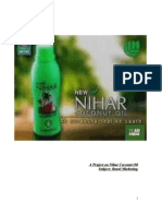 Nihar Coconut Oil